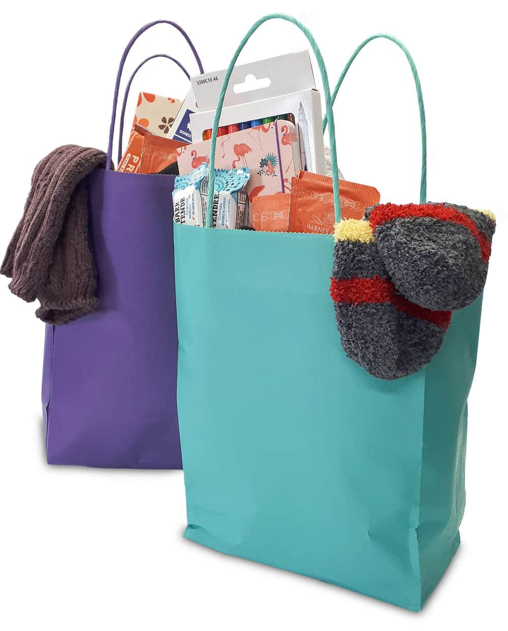Care Bags for Residents in Long Term Care Homes