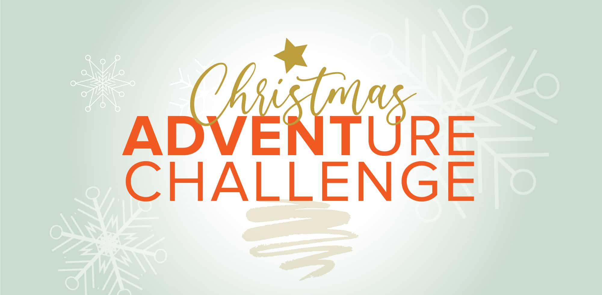 Christmas ADVENTure Challenge