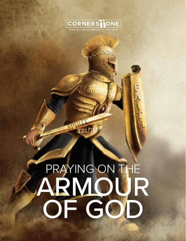 Praying On the Armour of God