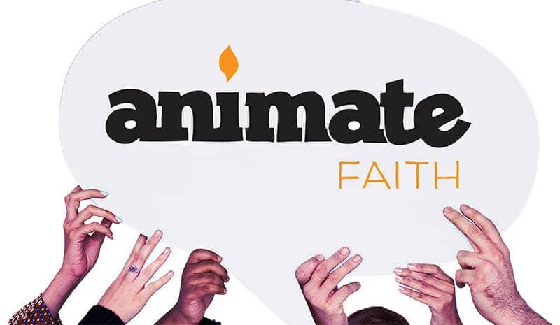 Animate Faith bubble
